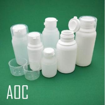 AOC感冒糖漿瓶