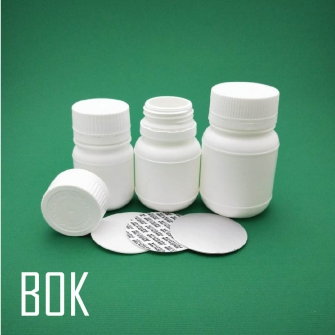 BOK圓形原封旋蓋瓶