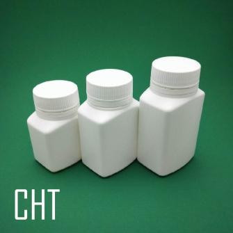 CHT / CFT方形原封旋蓋瓶
