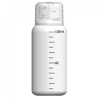 AOC-120A 感冒糖漿瓶