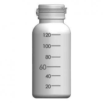 AOC-125感冒糖漿瓶