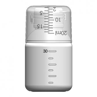 AOC-30R 感冒糖漿瓶