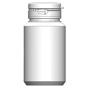 AOK-125 圓形原封掀蓋瓶
