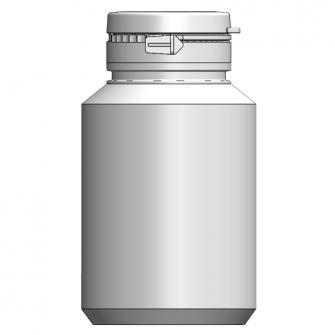 AOK-155 圓形原封掀蓋瓶