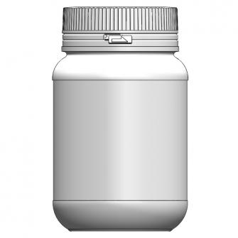 AOK-300 圓形原封掀蓋瓶