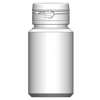 AOK-60 圓形原封掀蓋瓶
