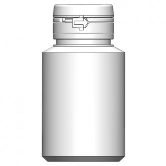 AOK-80 圓形原封掀蓋瓶