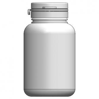 BIO-155 圓形原封掀蓋瓶