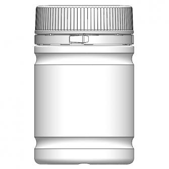BOH-275R 直筒原封旋蓋瓶