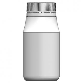 BOK-200 圓形原封旋蓋瓶