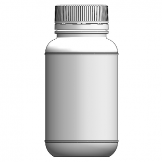 BOK-245 圓形原封旋蓋瓶