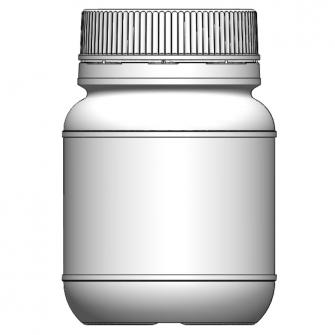 BOK-250 圓形原封旋蓋瓶