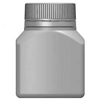 CHT-125 方形原封旋蓋瓶