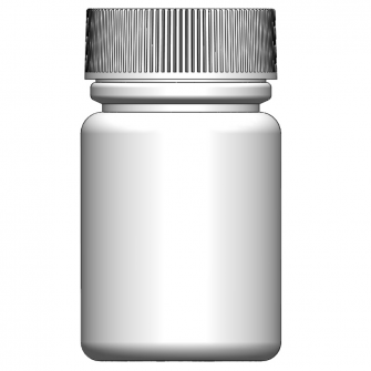 JSA-3 細口旋蓋瓶