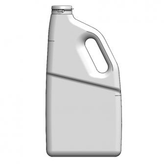 AOC-2000 扁形液劑瓶