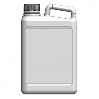 SW-1000R 扁形液劑瓶
